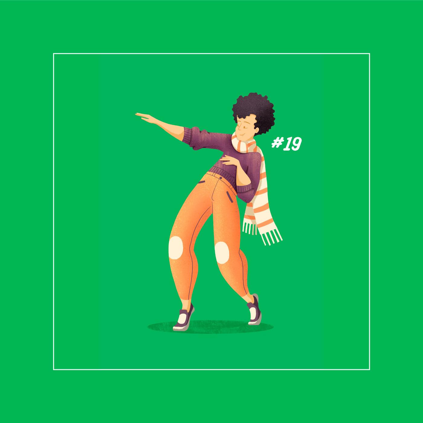 Illustration, Digital Art, Character Design