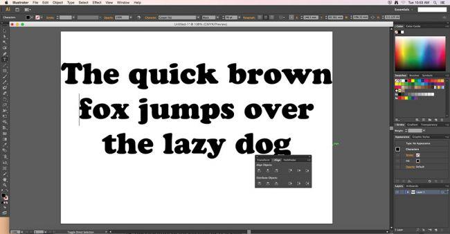 Illustrator Shortcuts