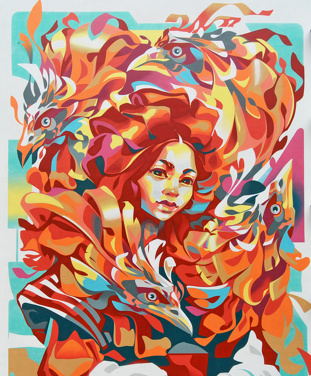 Art Direction, Illustration, Street Art