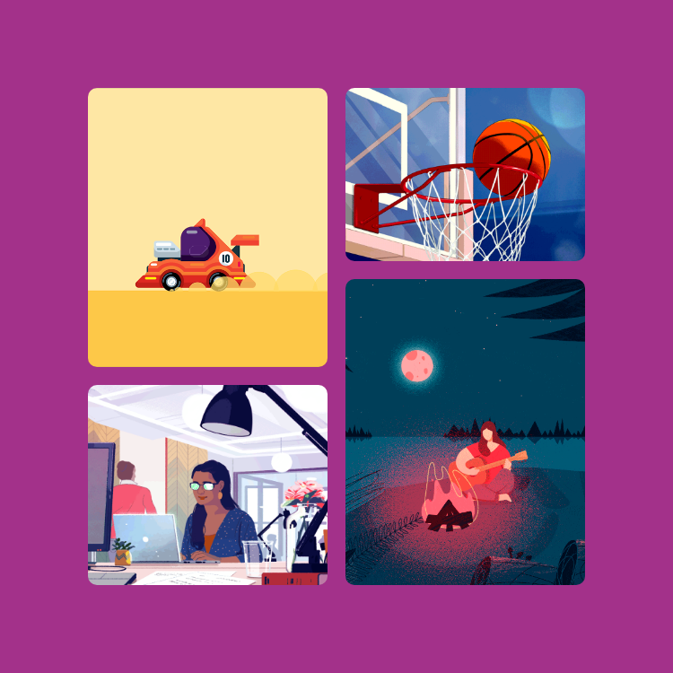 Motion Graphic Inspirations