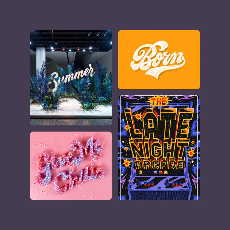 Typography Inspiration