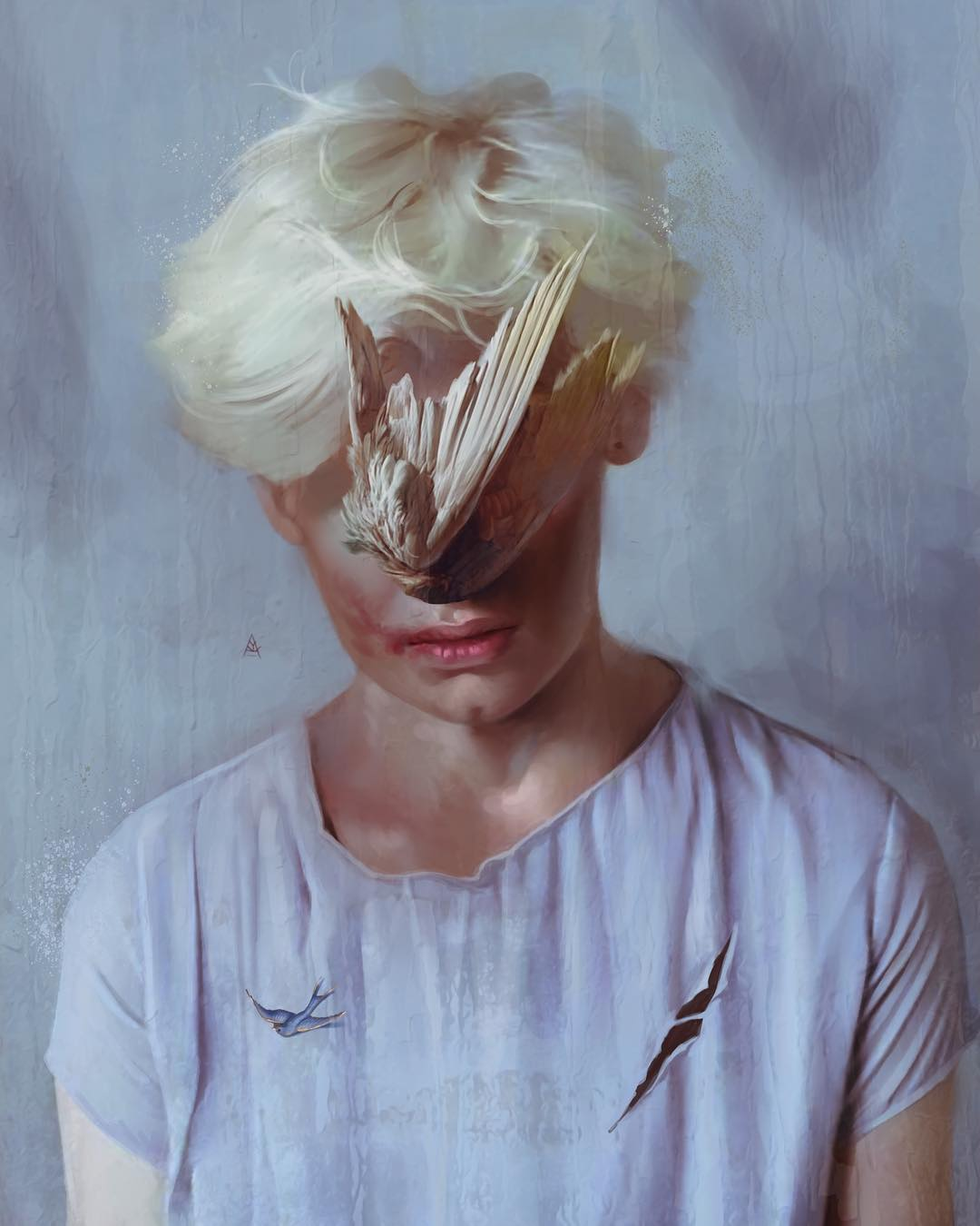 Beautiful Surreal Figurative Artwork by Aykut Aydogdu