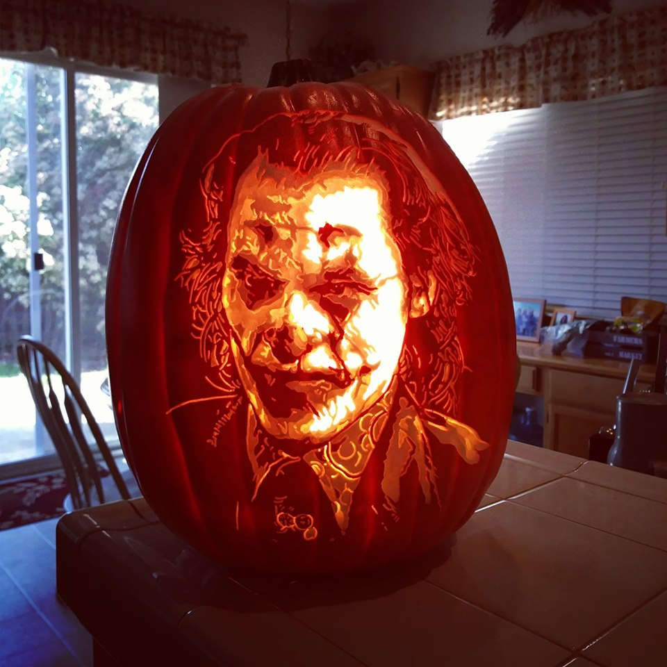 When Pumpkin Carving Becomes an Art By The Pumpkin Geek