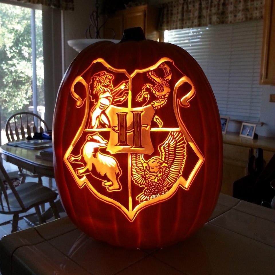 When Pumpkin Carving Becomes an Art By The Pumpkin Geek