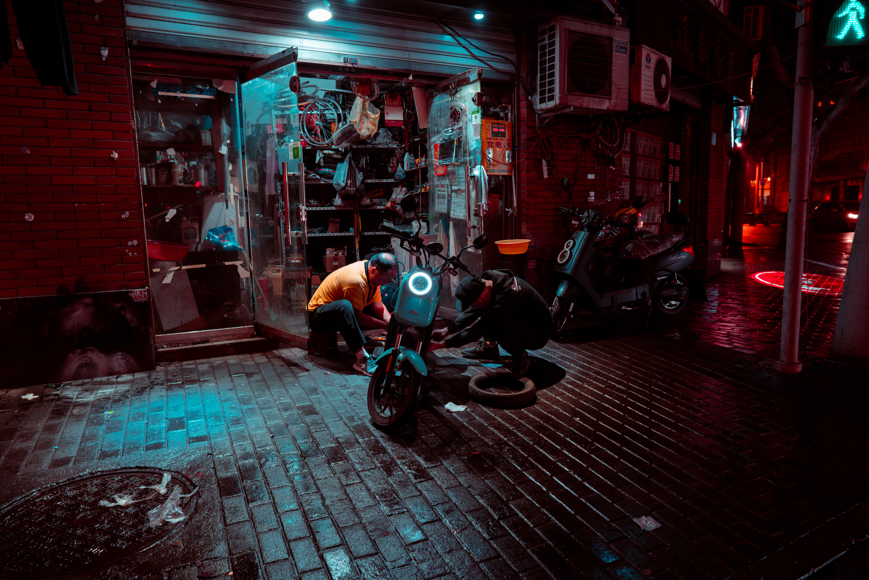 Shanghai by Night with Cody Ellingham