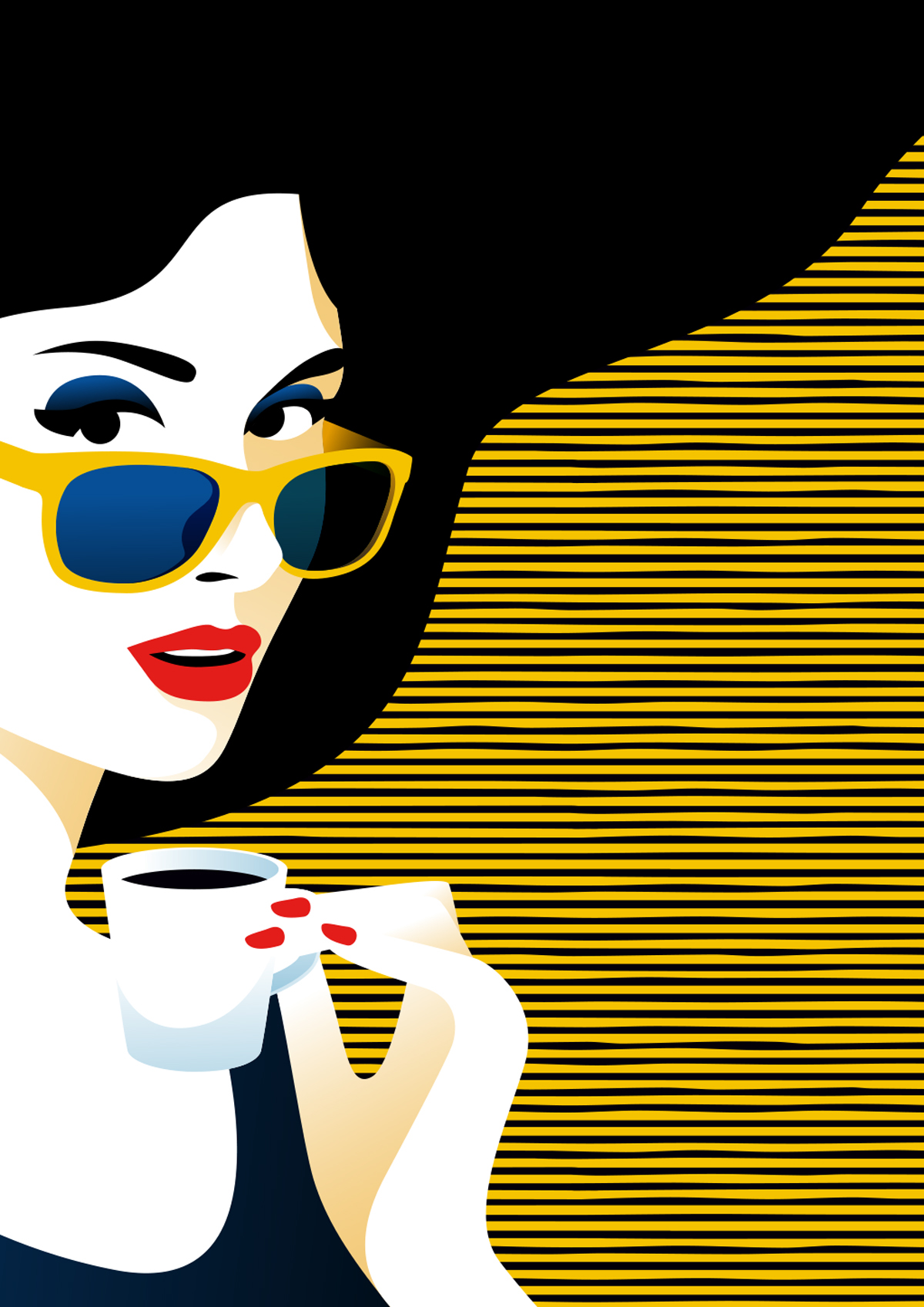 Illustration,Advertising,Digital Art