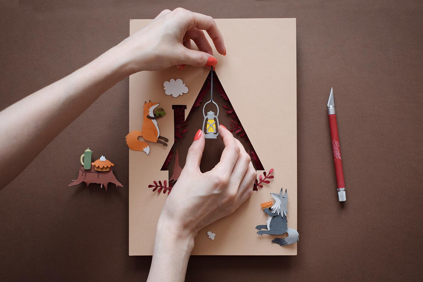 Illustration,Crafts