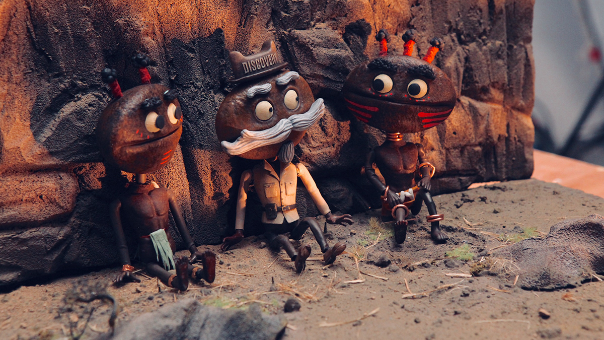 Animation,Art Direction,Crafts