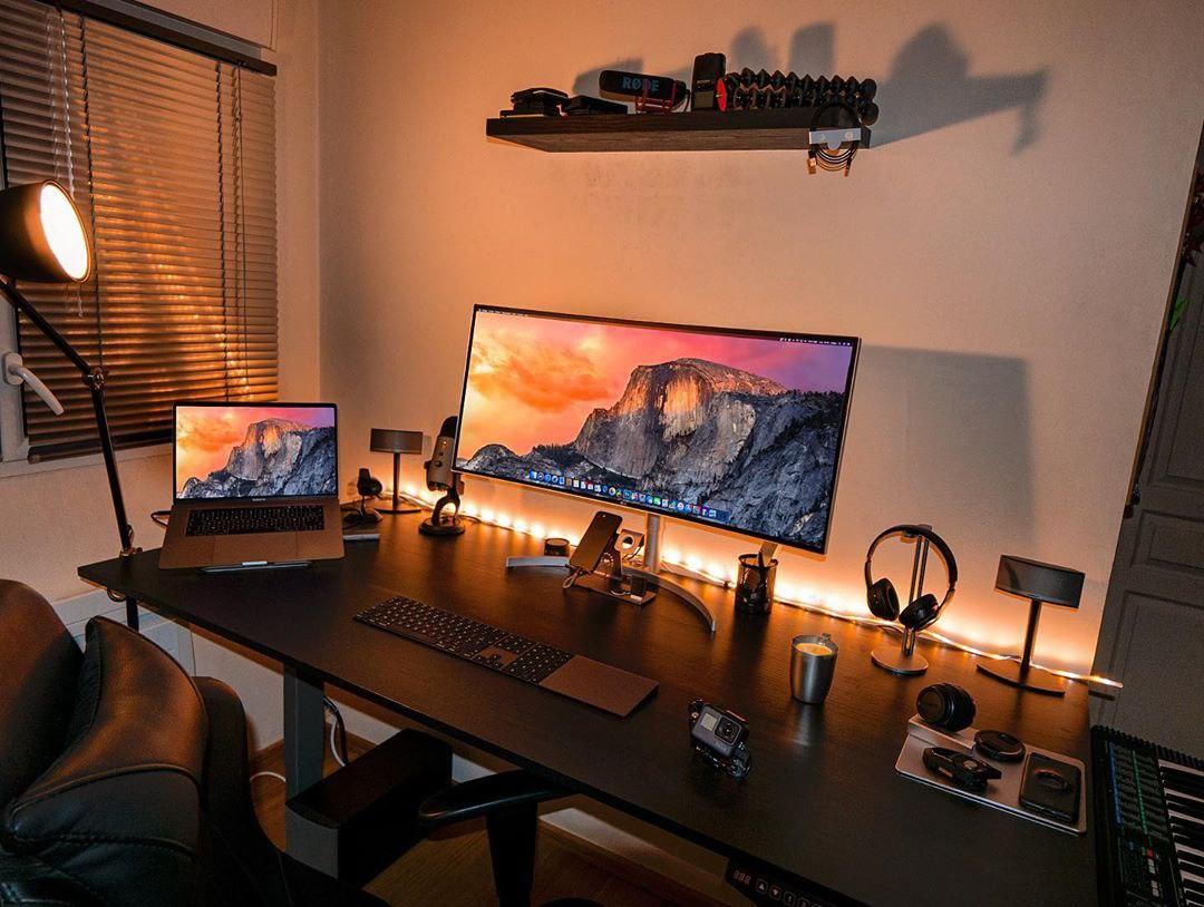 Super Awesome Workspaces & Setups