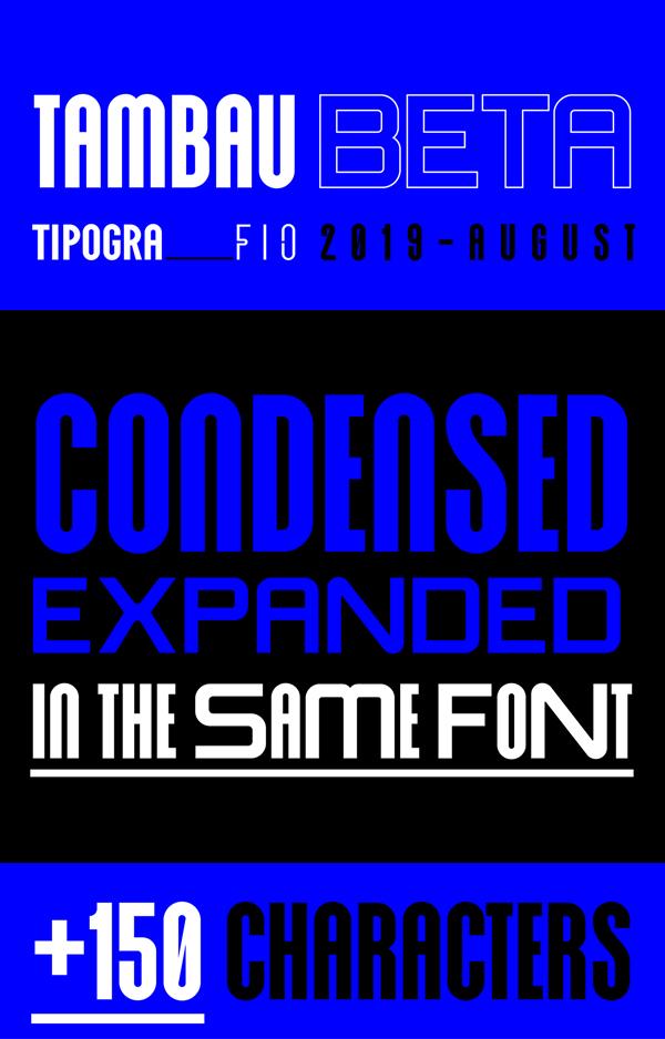 Tambau Beta Free Font Font