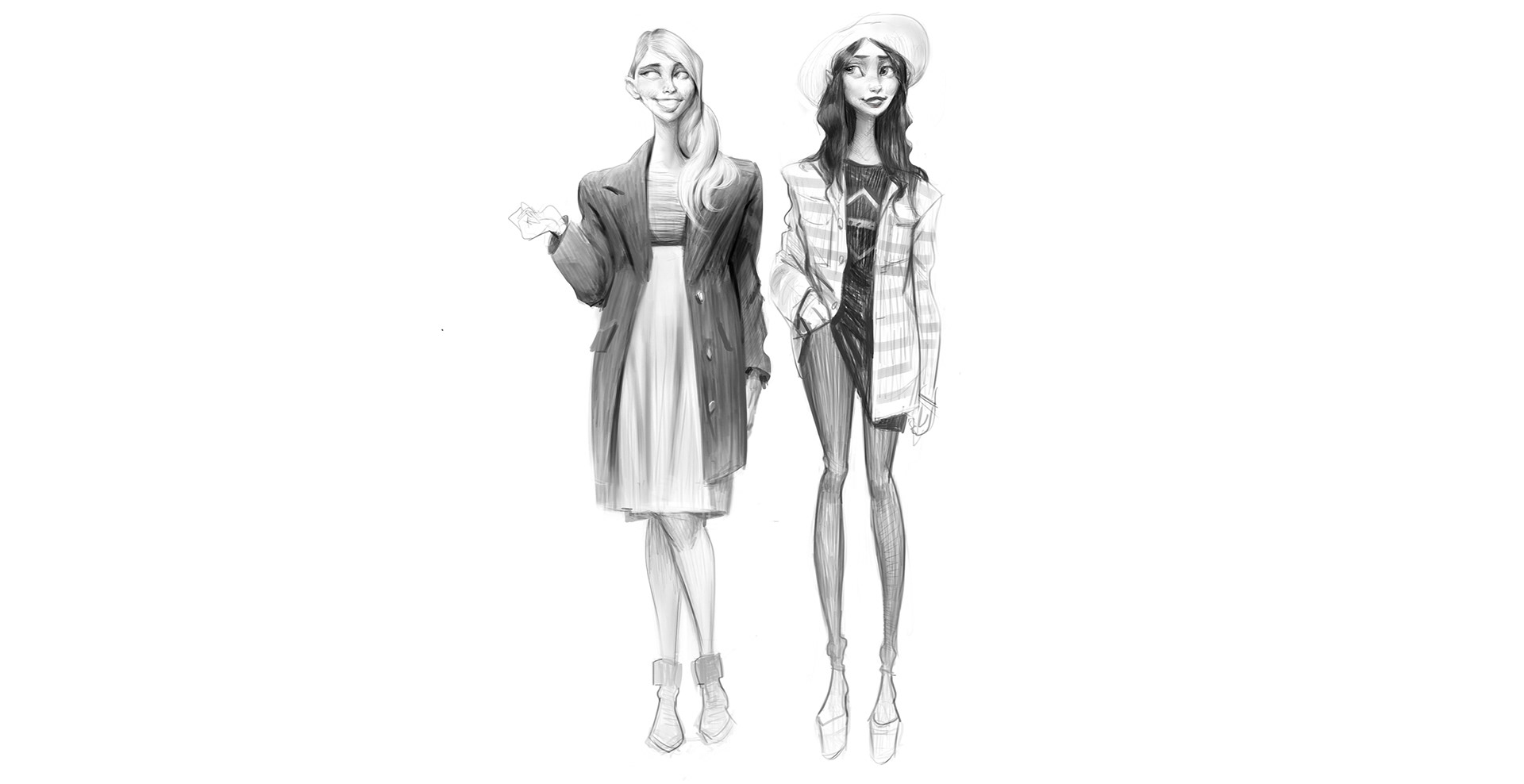 Illustration , Character Design