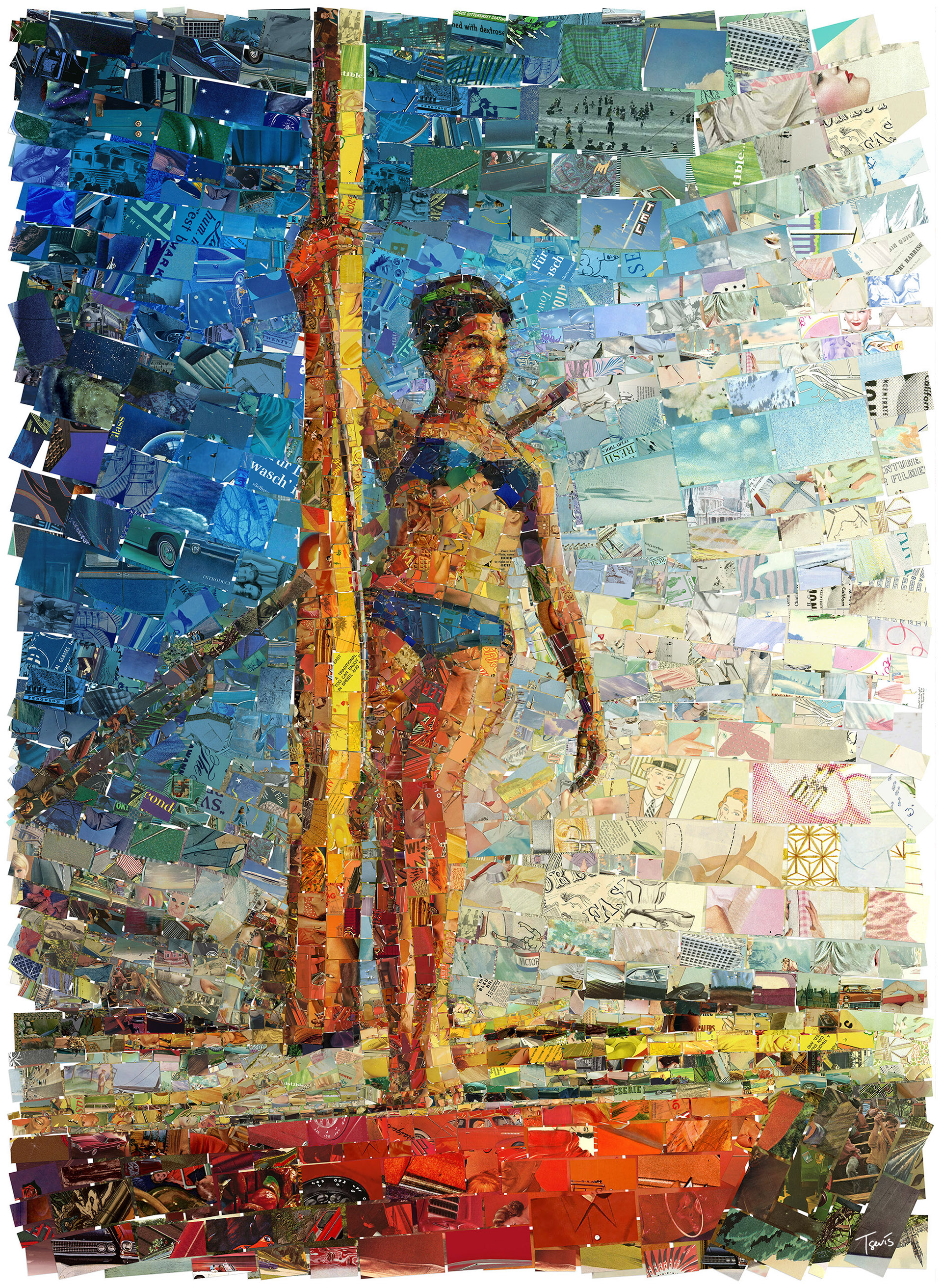 Endless summer By Charis Tsevis
