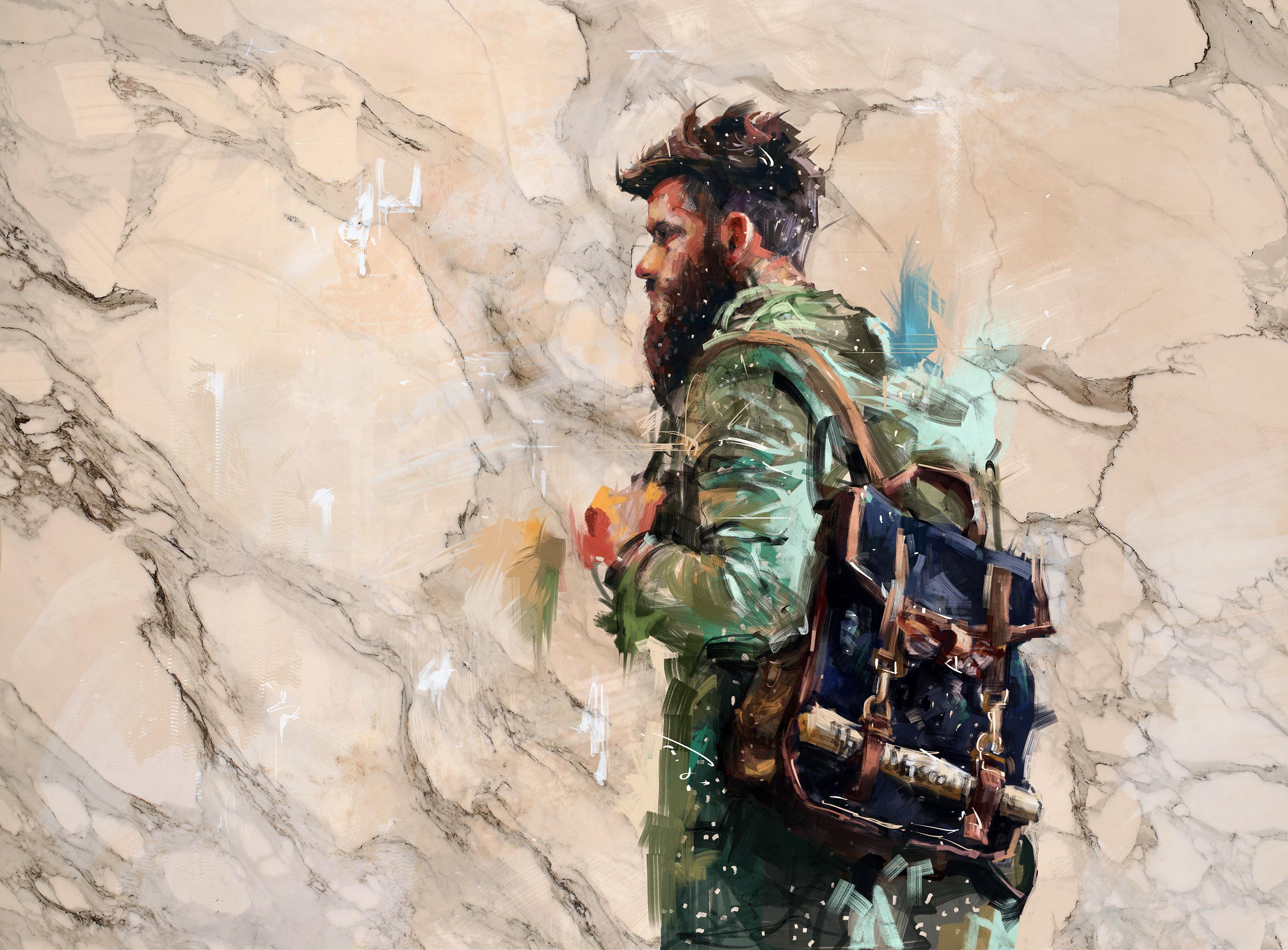 Illustration,Fashion,painting