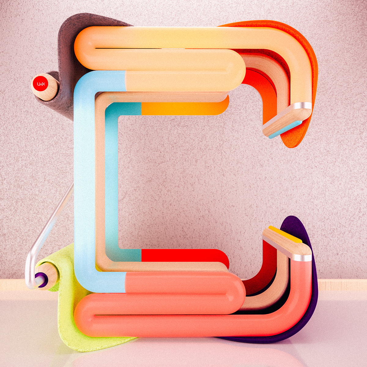 Digital Art,Typography