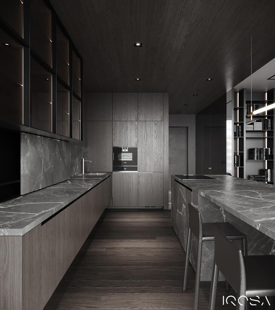 kitchen ,interior design