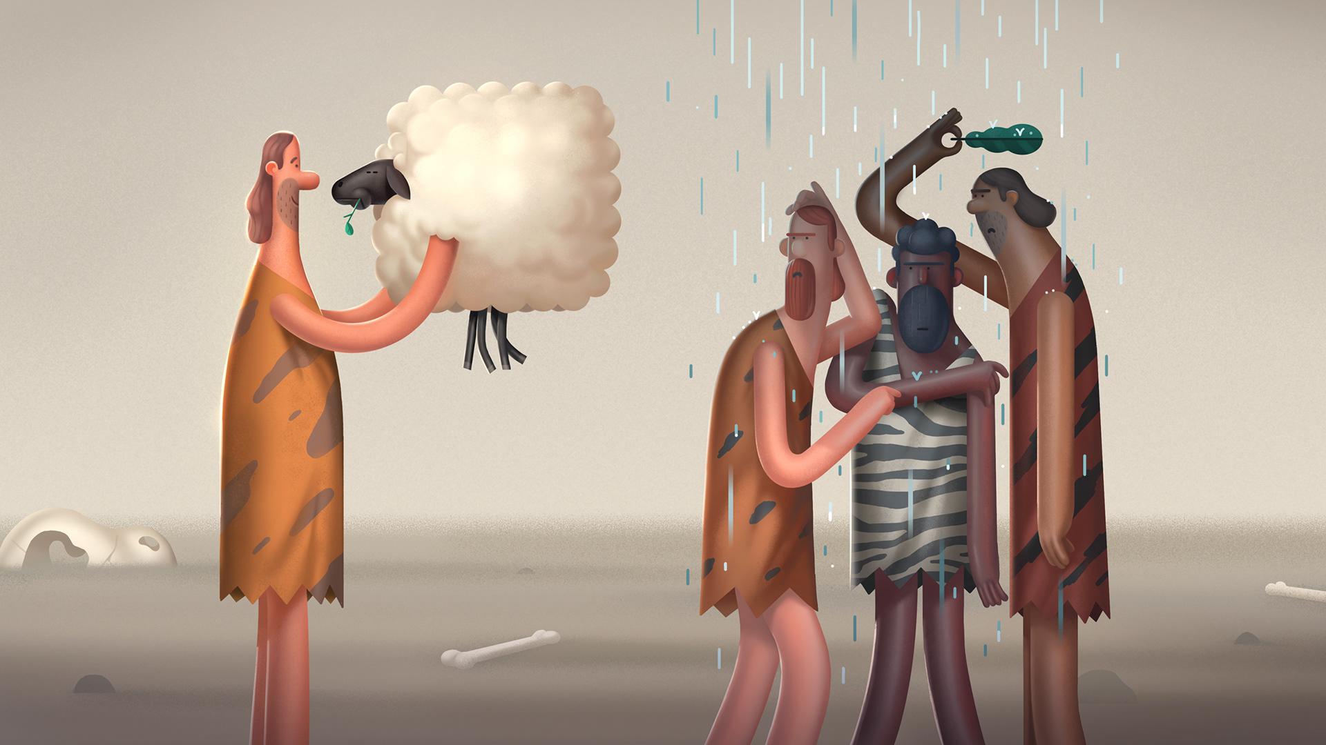 Illustration,Character Design,Digital Art