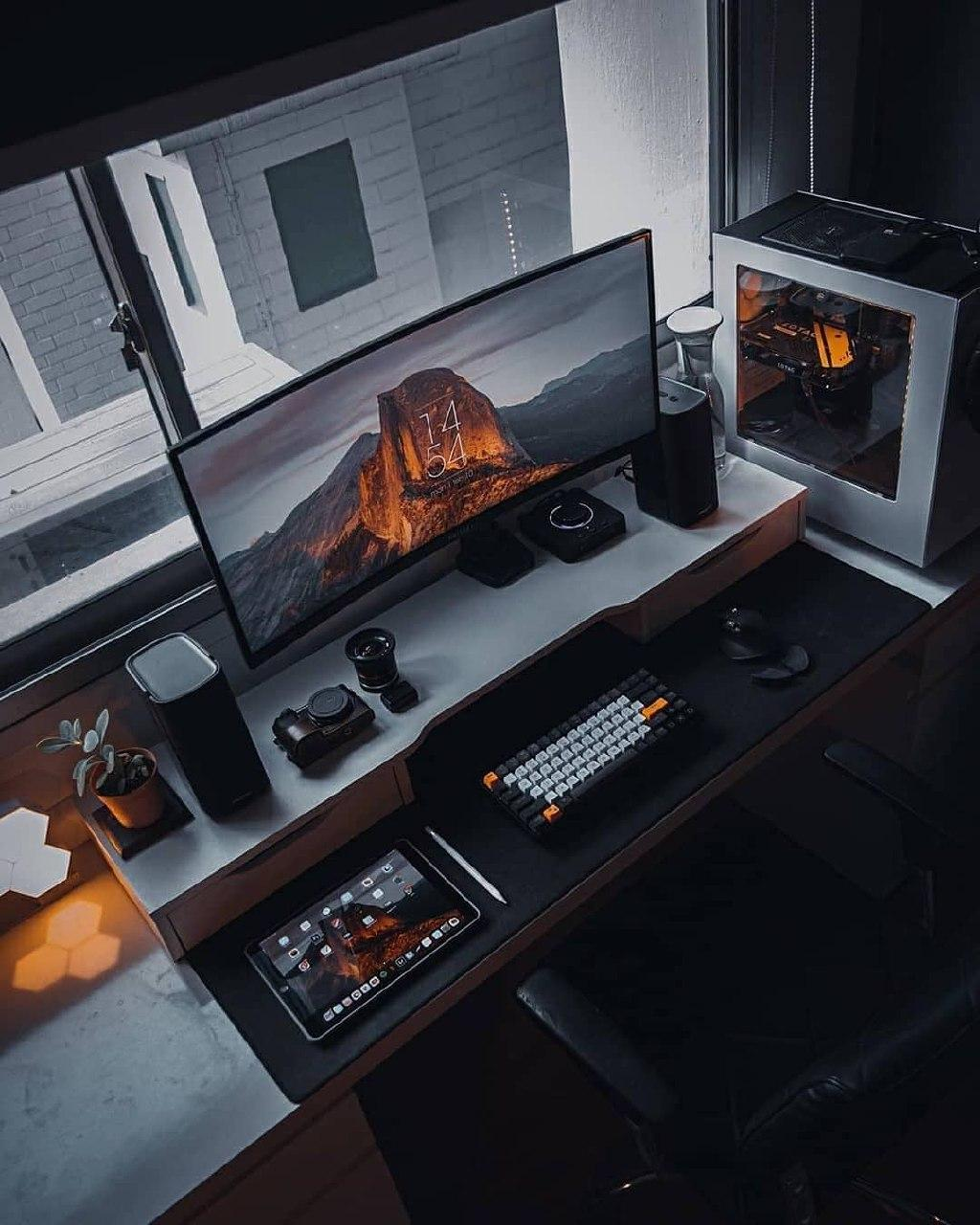 setup inspiration