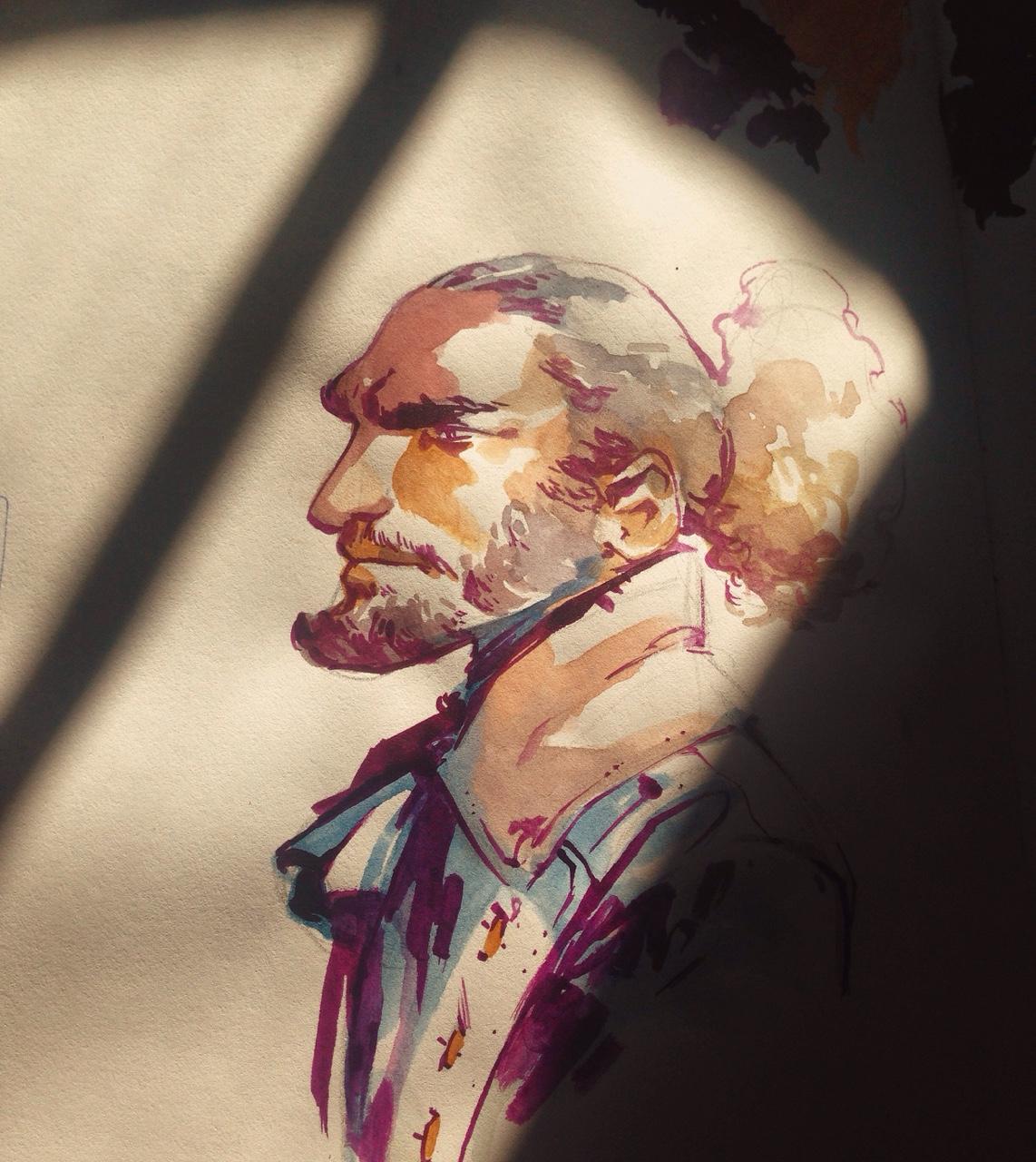 painting inspiration , illustration
