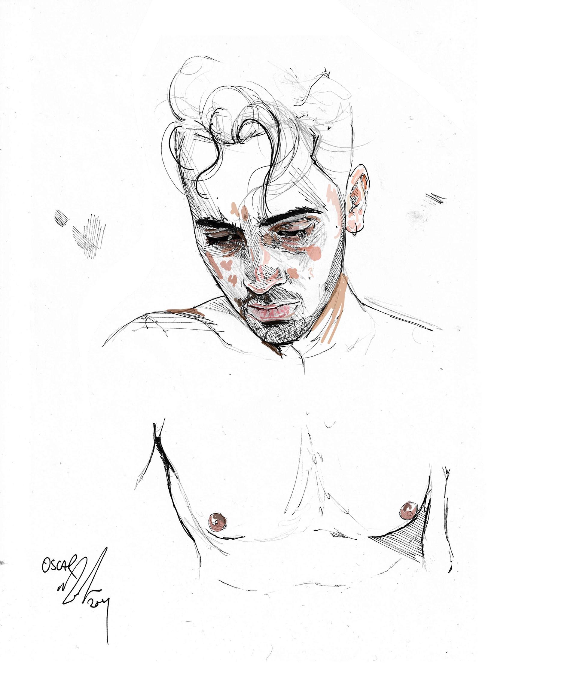 Illustration,Digital Art,Drawing