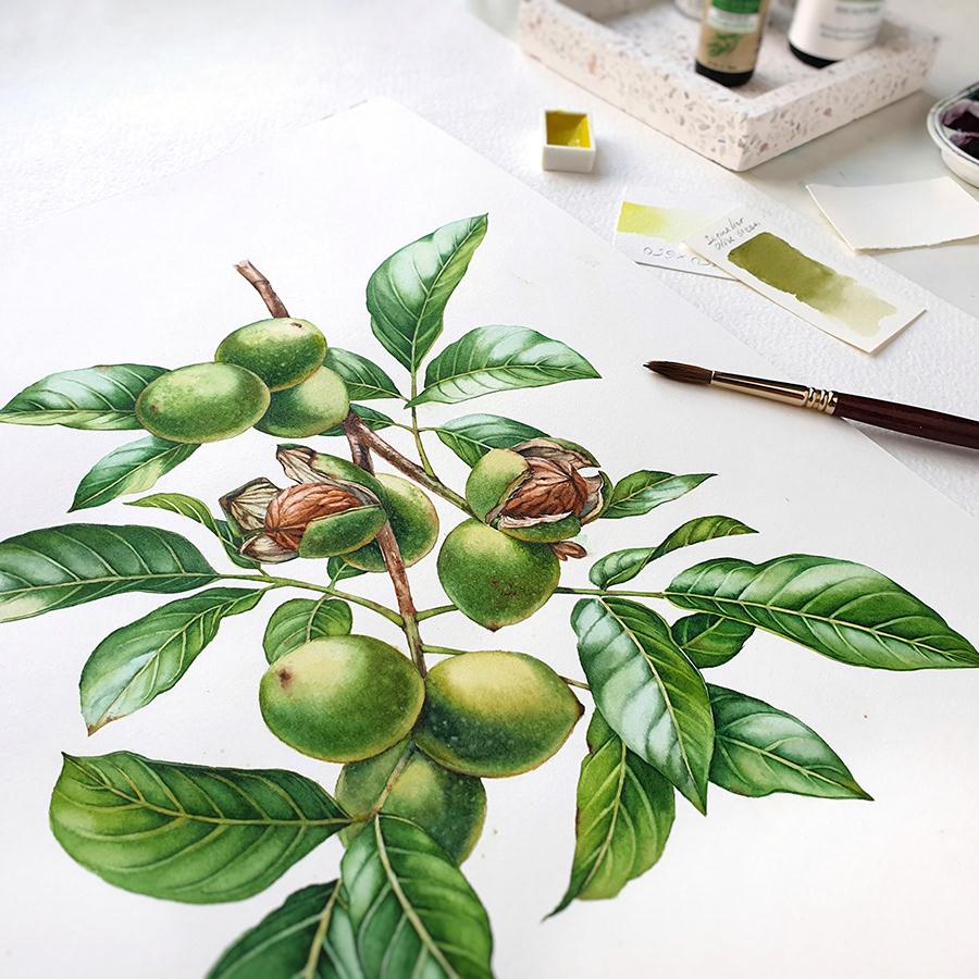 painting ,Pattern Design,Illustration,Textile Design