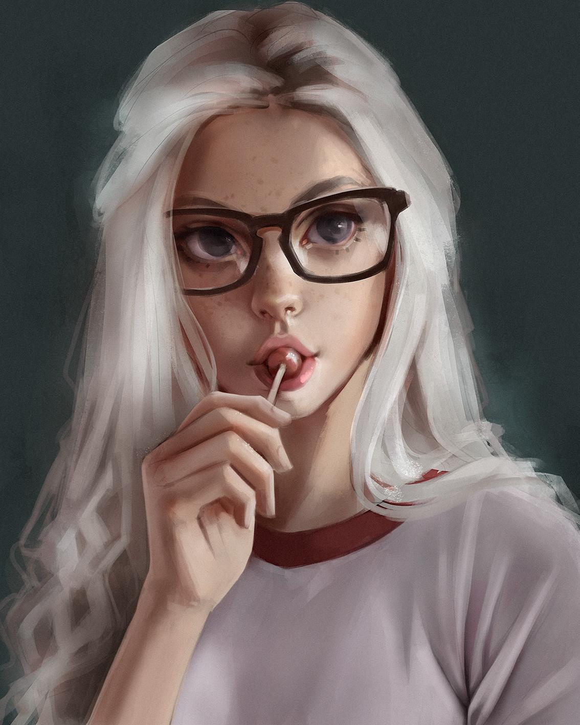 Digital Art,Character Design,Drawing