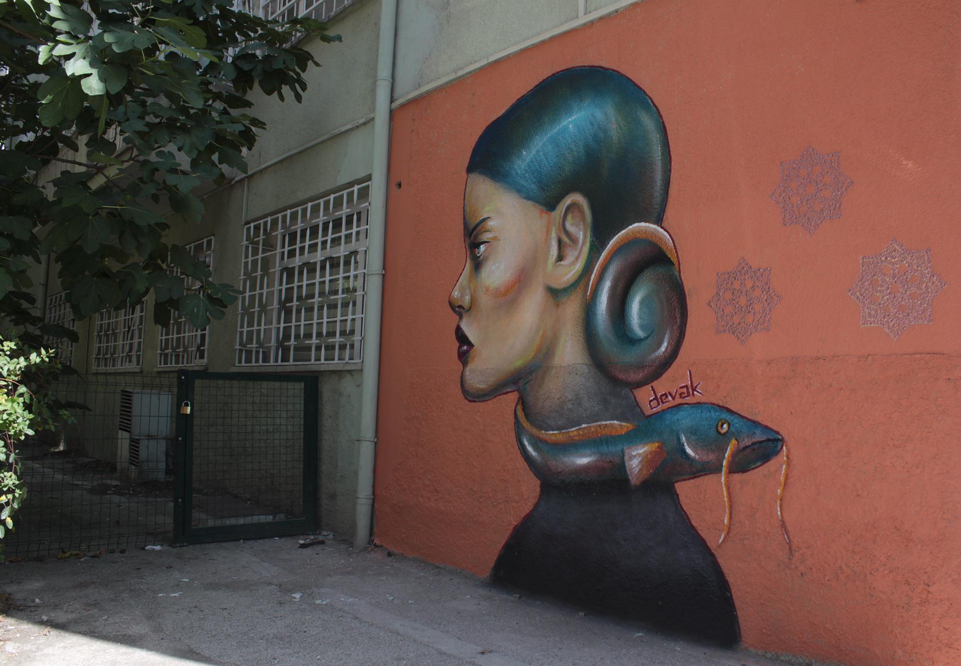 drawing ,Street Art