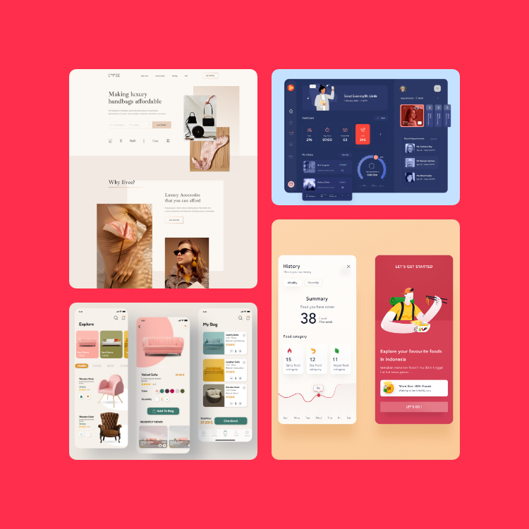 UI Design Inspiration