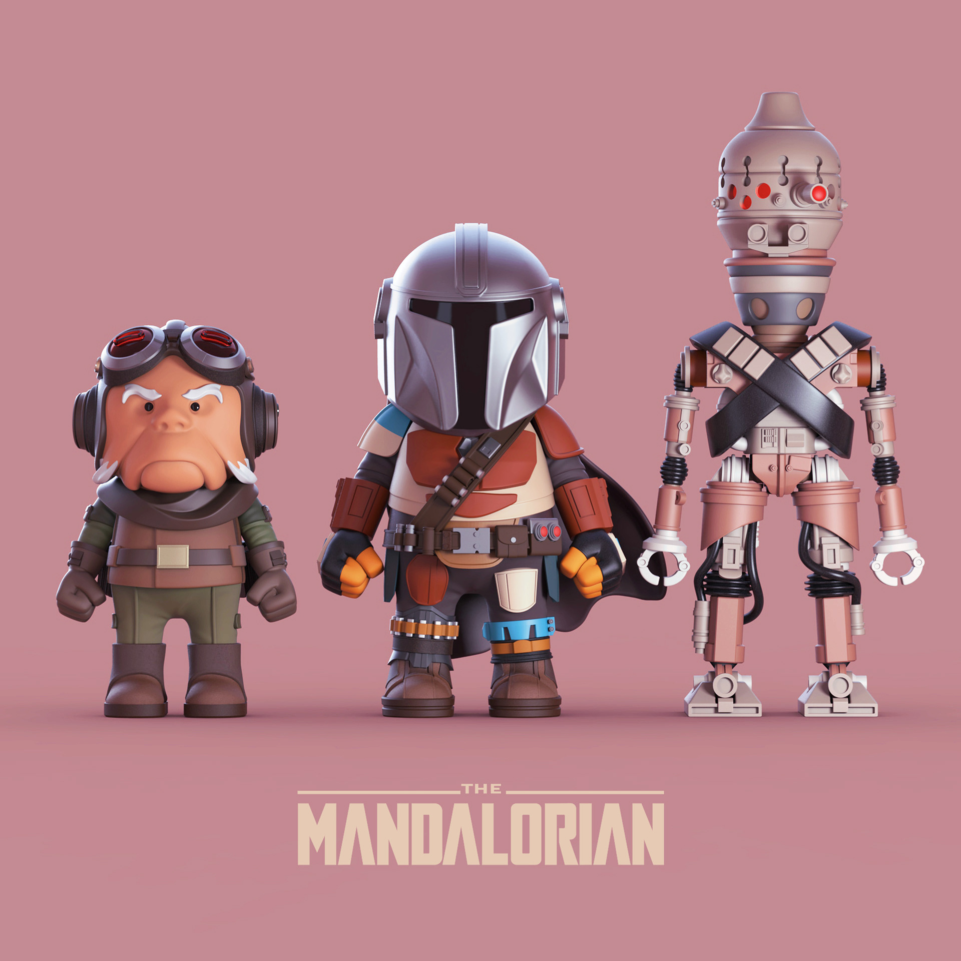 Toy Design,Digital Art,Character Design