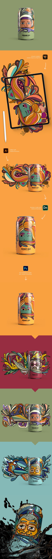 Branding,Illustration,Packaging