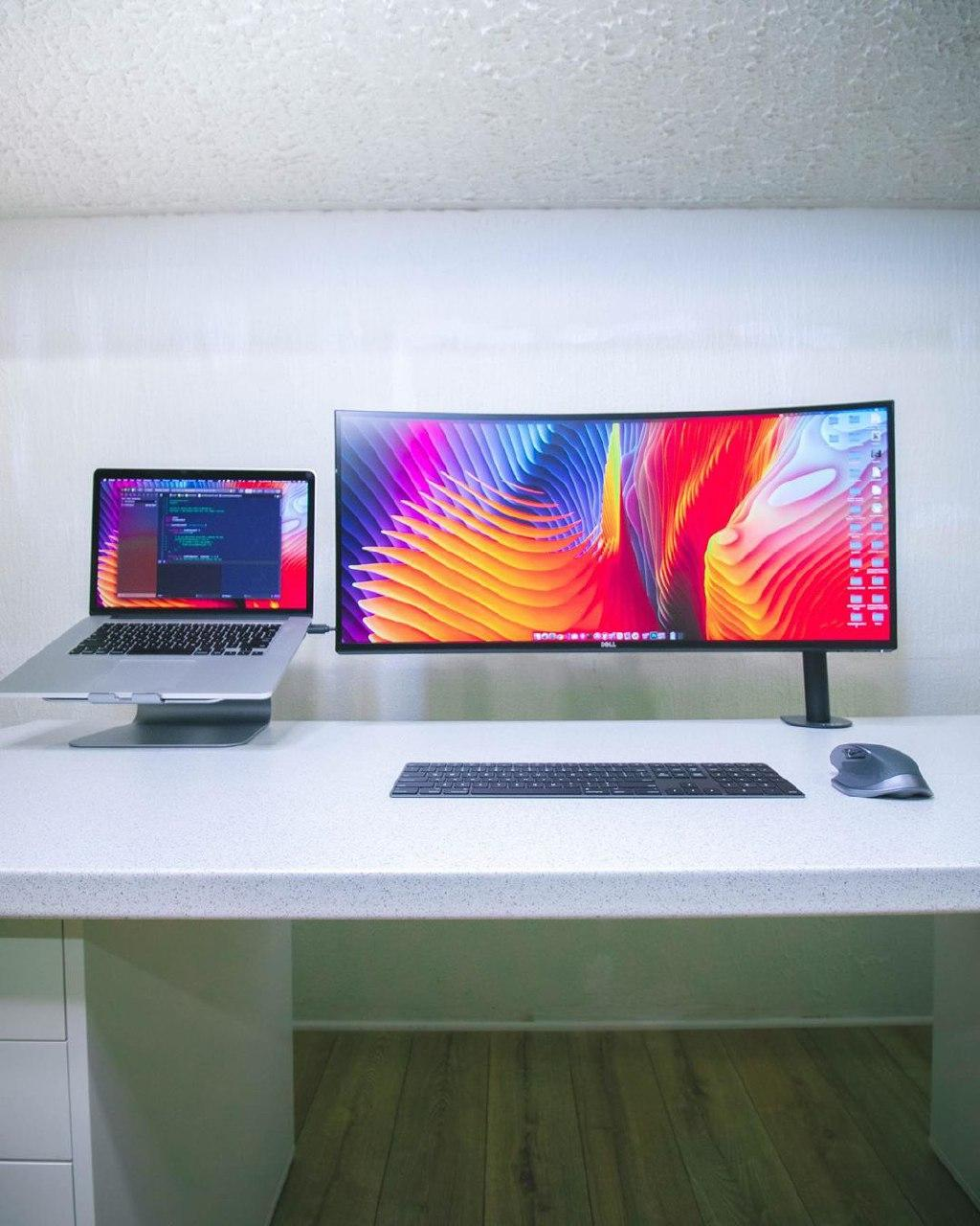 Workspaces & Setups