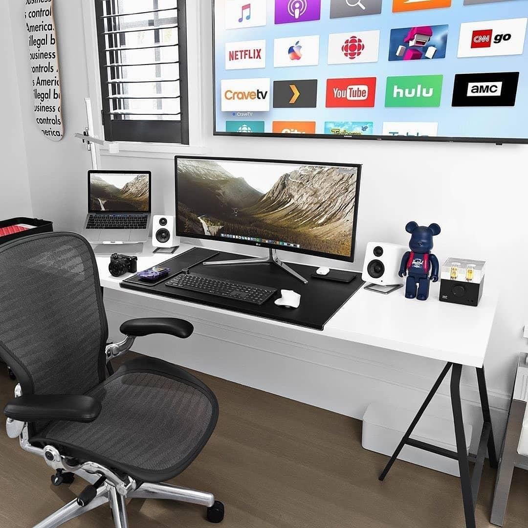 Awesome Workspaces & Setups