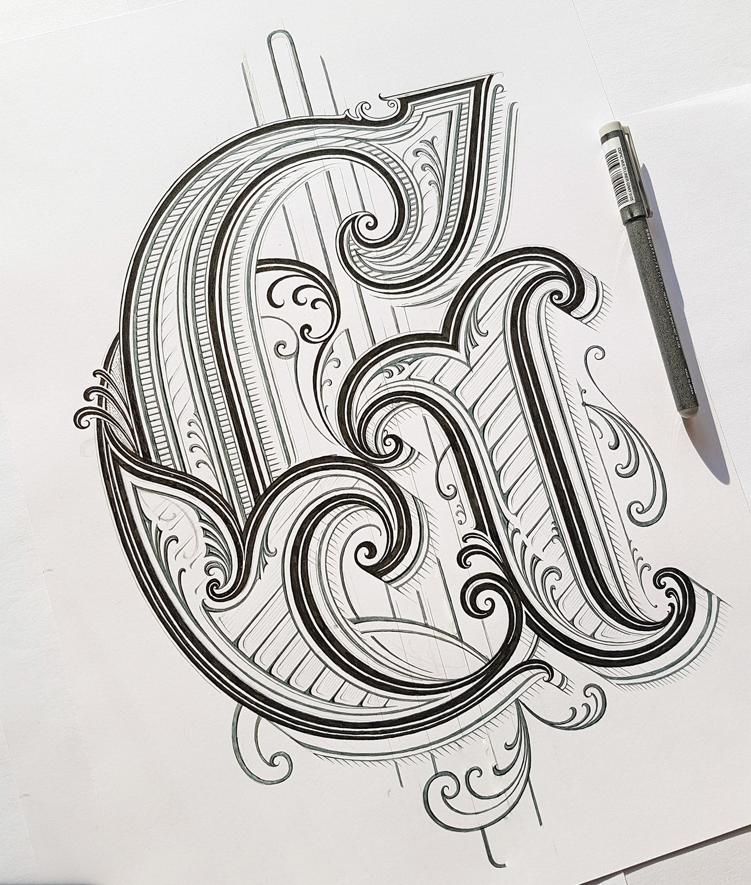 Graphic Design,Typography,Calligraphy