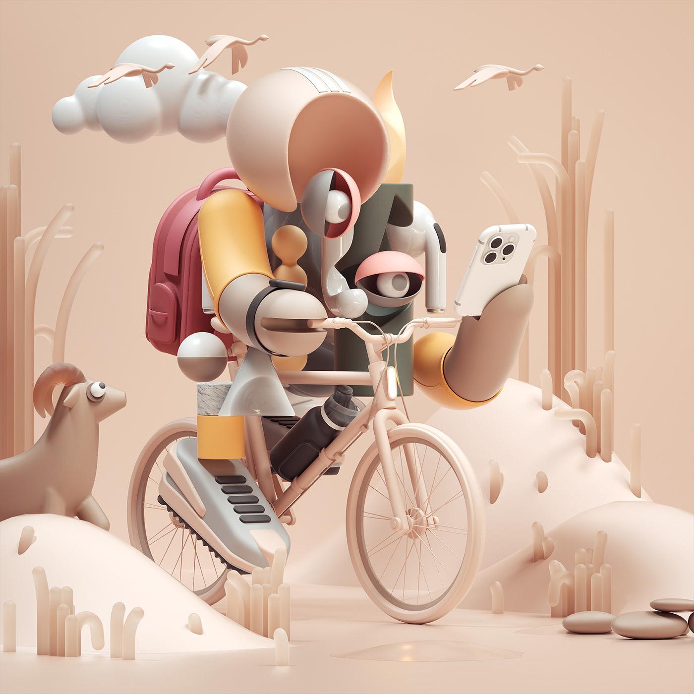 Art Direction,Illustration,Character Design