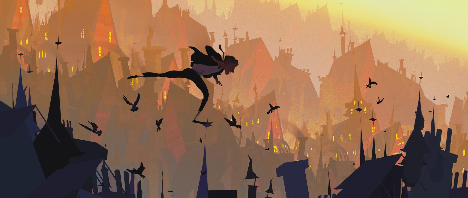 Animation,Art Direction,Illustration