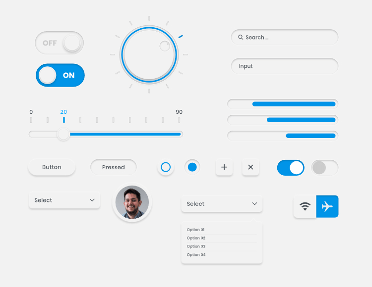 UI/UX Elements
