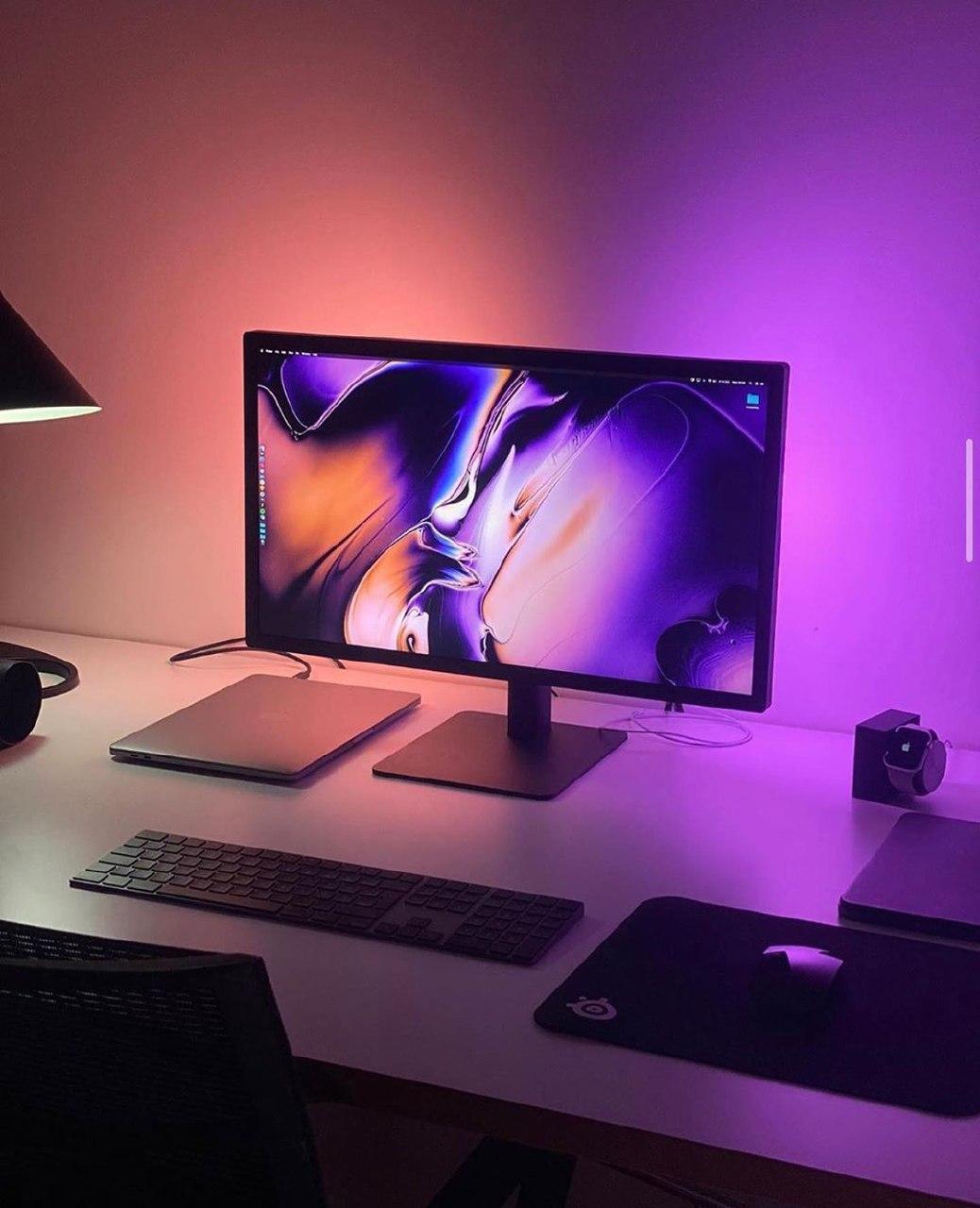 minimal setup