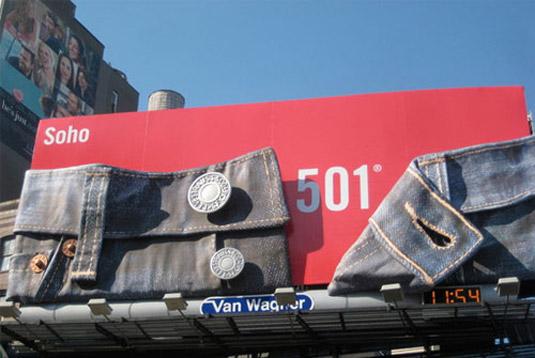 Levi's Billboard