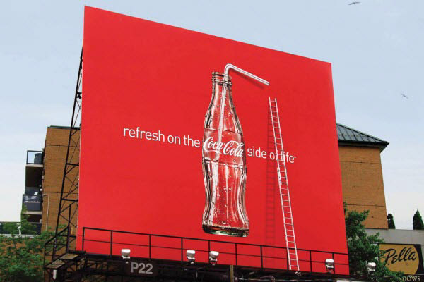 Coca Cola Billboard Ads