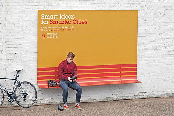 IBM Billboard