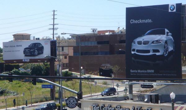 BMW: Checkmate