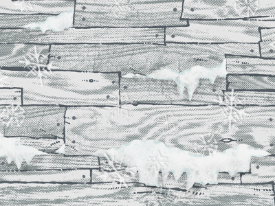 Hand Drawn Snowflakes by Dan Lehman (26)