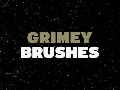 Grimey Brushes by Mattox Shuler (5)