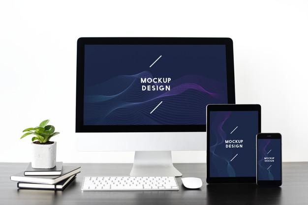 laptop Free Mockup