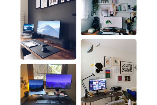 Workspaces & Setups