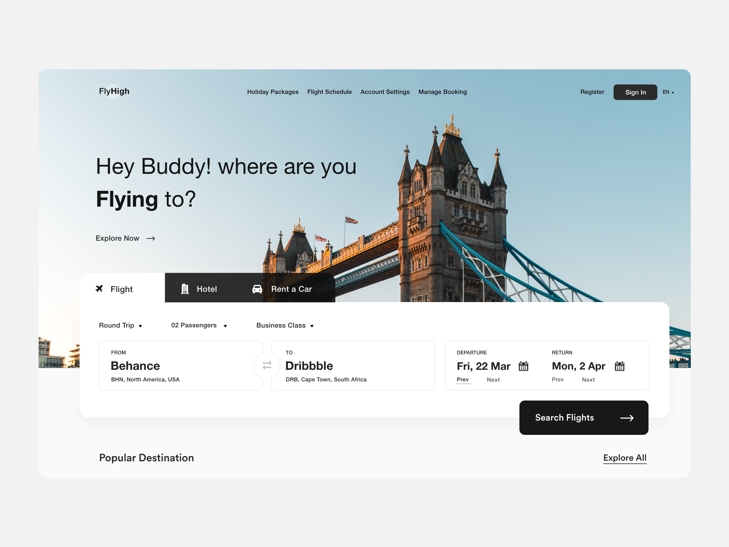 Best User Interface Design Inspiration
