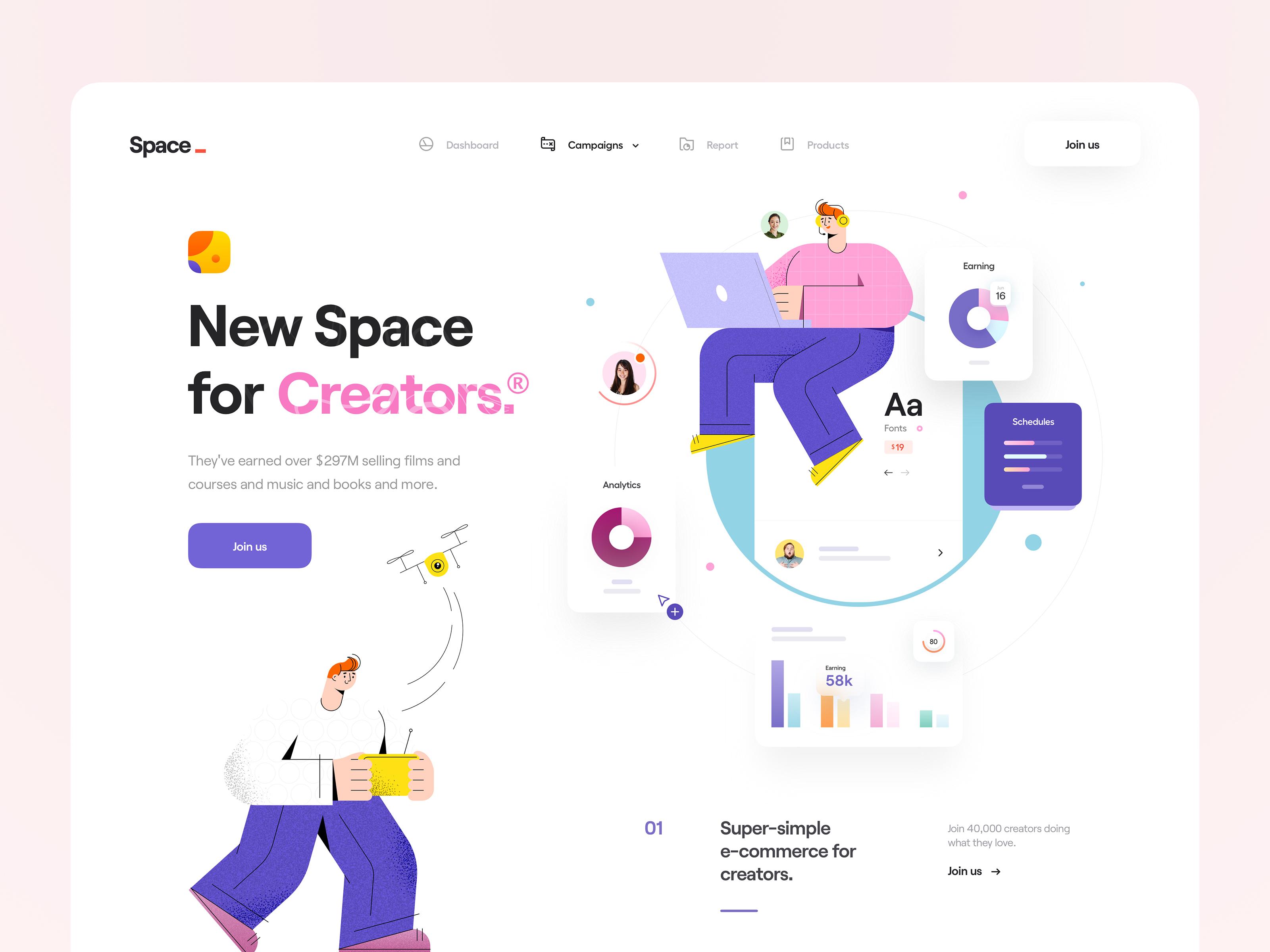 User Interface Design Inspiration