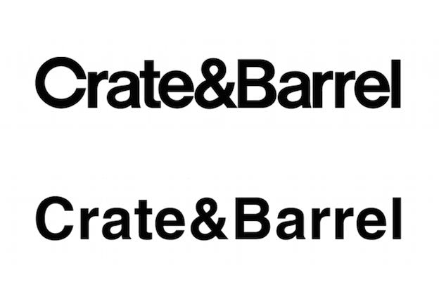 Helvetica Font used in Giant Brands
